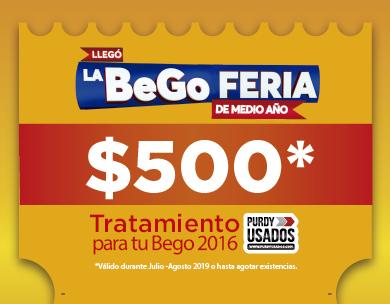 CUPÓN DE $500